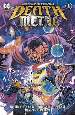 Noites De Trevas: Death Metal Vol. 02
