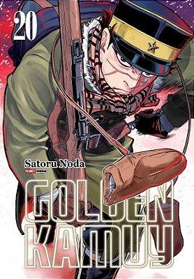 Golden Kamuy - 20