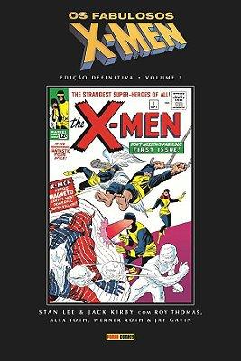 Os Fabulosos X-Men Edição Definitiva Vol. 1
