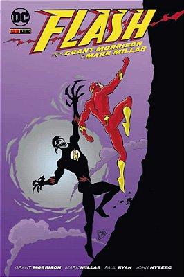 Flash por Grant Morrison e Mark Millar DC Vintage