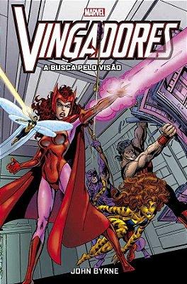 Vingadores: A Busca Pelo Visão - Marvel Vintage
