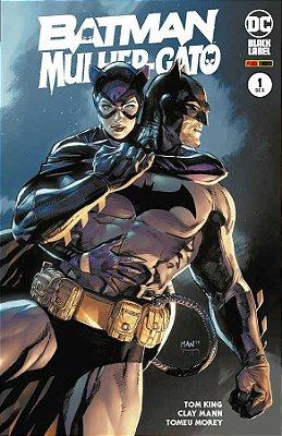 Batman/Mulher-Gato Vol.01