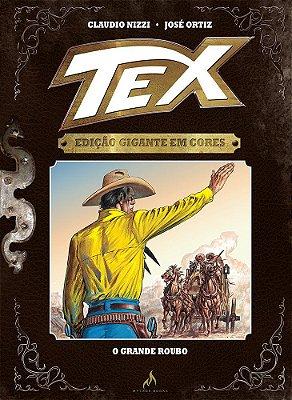 Tex Edição Gigante em Cores Volume 06