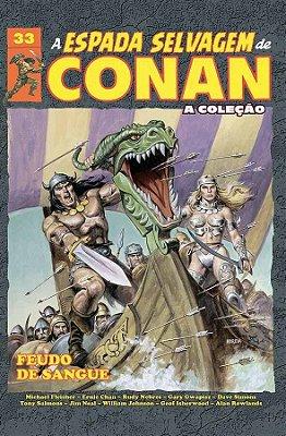 A Espada Selvagem de Conan Vol.33