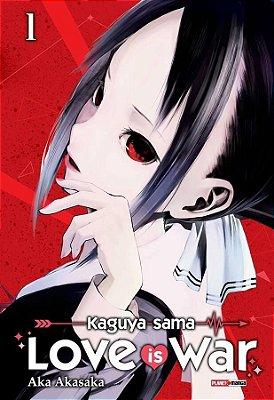 Kaguya Sama - Love Is War - 01