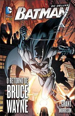 Batman: O Retorno de Bruce Wayne