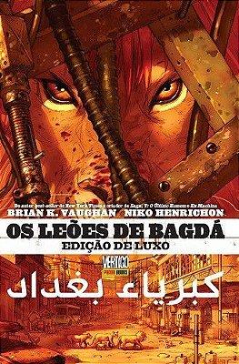 Os Leões De Bagda