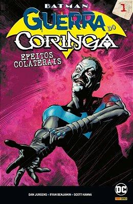 Batman: A Guerra do Coringa - Efeitos Colaterais Vol. 01