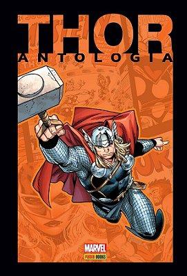 Thor Antologia Capa Dura