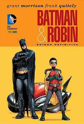 Batman & Robin Edição Definitiva