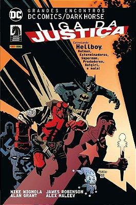 Grandes encontros DC/Dark Horse: Liga da Justiça