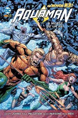 Aquaman: A Morte de um Rei