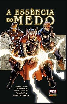 A Essência do Medo - Marvel Deluxe