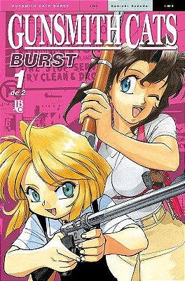 Gunsmith Cats - Burst BIG - 01