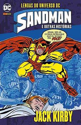 Sandman e Outras Histórias: Lendas do Universo Dc