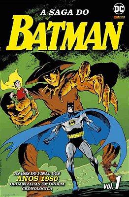 A Saga do Batman vol.01
