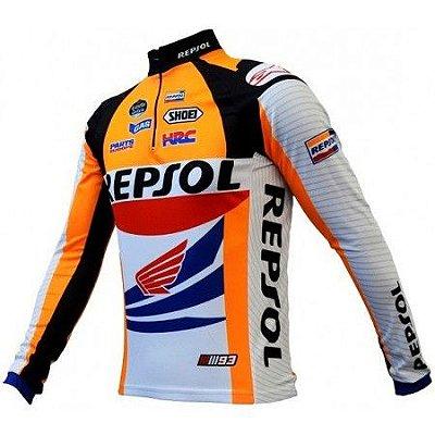 Camisa Tour Repsol Longa ERT