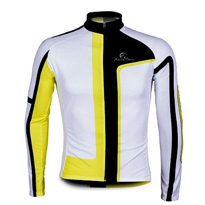 Camisa Avanti Amarela Mauro Ribeiro