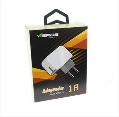 Tomada USB 1A - Verde