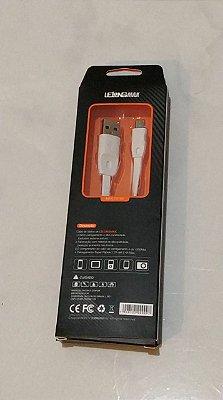 Cabo De Dados Micro USB LelongMax