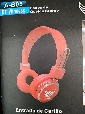 Fone de Ouvido Bluetooth A-B05