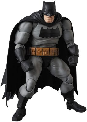 Batman The Dark Knight Returns Mafex (Preto)