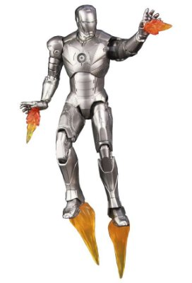 Iron Man ZD Toys (Mark II)