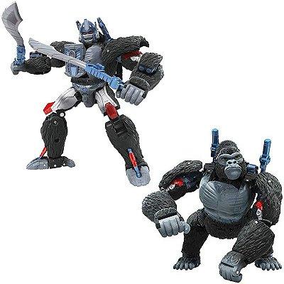 Optimus Primal Transformers War for Cybertron: Kingdom (Beast Wars)
