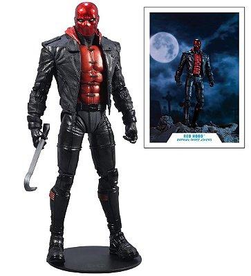 EM BREVE - Red Hood McFarlane Toys (Three Jokers)
