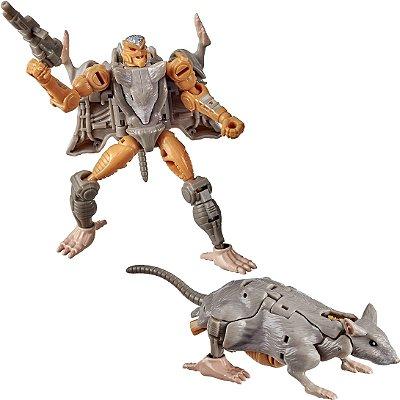 Rattrap Transformers War for Cybertron: Kingdom (Beast Wars)