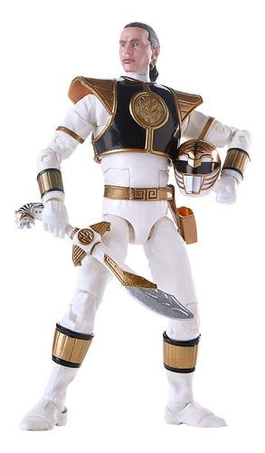 White Ranger Lightning Collection (Ranger Branco)