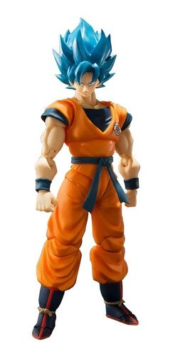 Goku God Blue 2.0 SH Figuarts