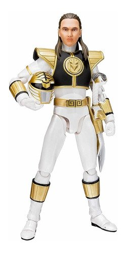 White Ranger SH Figuarts (Ranger Branco)