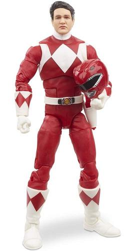 Red Ranger Lightning Collection (Ranger Vermelho)