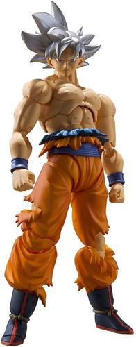Goku Ultra Instinct SH Figuarts (Instinto Superior)