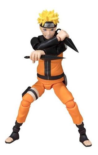 Naruto Uzumaki Sh Figuarts (Bandai Best Selection)