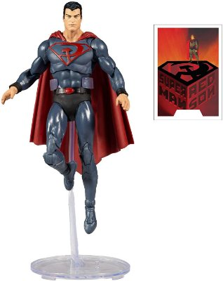 Superman Red Son McFarlane Toys