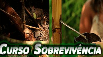 Curso Sobrevivência - Roteiros Eco Trilhas