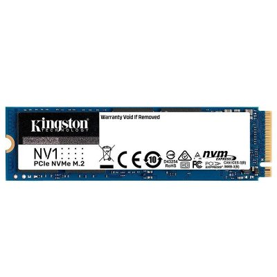 SSD Kingston 2tb Nv1 M.2 2280 Nvme Pcie 3.0 - Snvs - 2000g