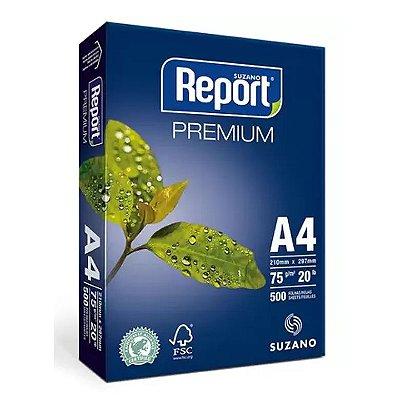 Papel A4  - 500F - Report