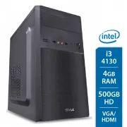 Desktop I3-4130 4Gb Ram 500Gb (VGAHDMI) 33191 - INTEL