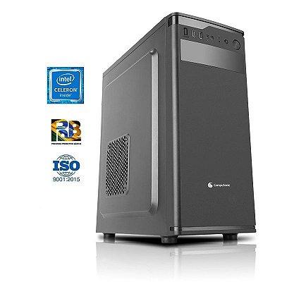 Computador Compusonic Pcw J1800  4gb Ddr3  SSD 256gb  200w