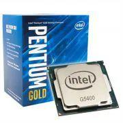 Processador Dual Core G5400 3.7ghz Lga 1151 Gold - Intel
