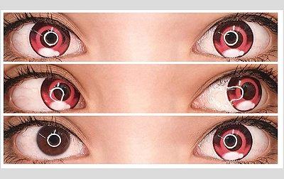 Anime Eyes Sweety Stellar Pink - 14mm