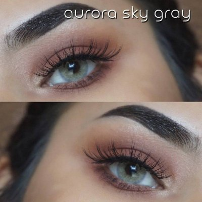 Aurora Sky Gray  - 14.5mm