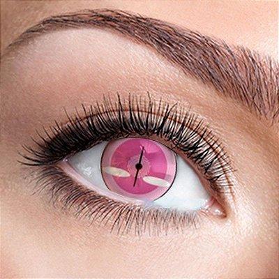 Nezuko Demon Eyes - Rosa - 14.5mm