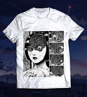 Camiseta - Junji Ito - Uzumaki