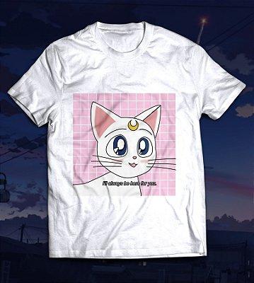 Camiseta - Artemis - Sailor Moon