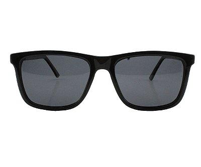 Óculos de Sol Unissex Ferrovia Com Armação de Acetato