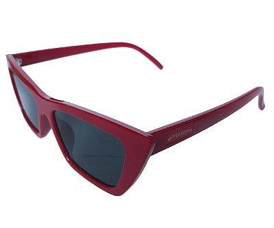 Óculos de Sol Unisex Ferrovia Linha Retrô Fashion de Acetato